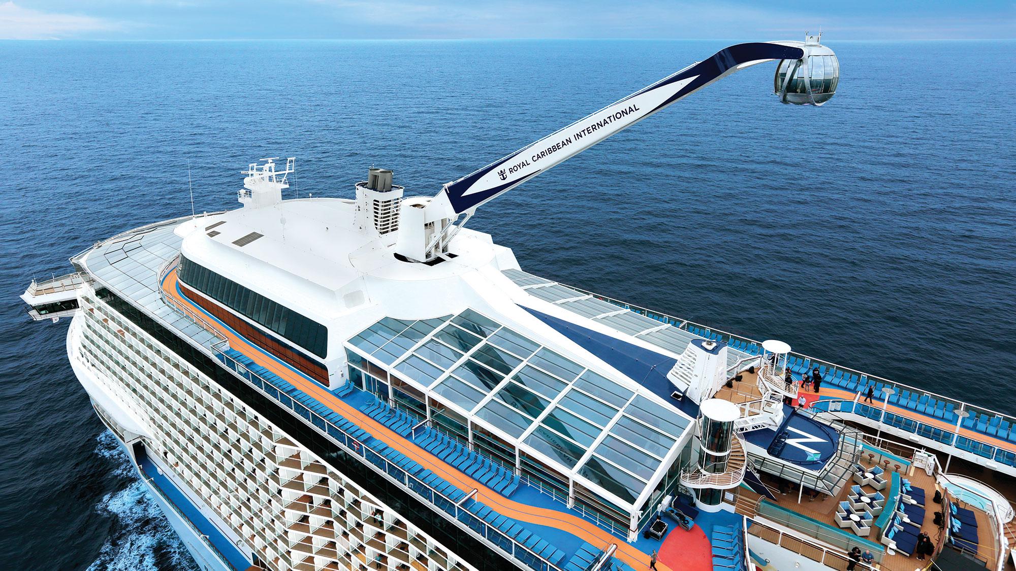 Quantum of the Seas to sail Alaska cruises