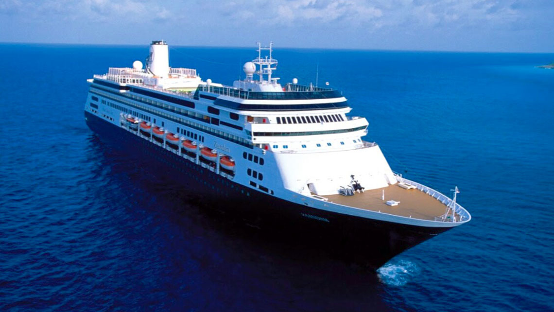 Holland America Line ships approved to dock in Fort Lauderdale