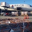 Airlines pitching in to keep supplies moving