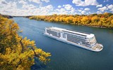 The Viking Mississippi will have 193 all-outside staterooms.