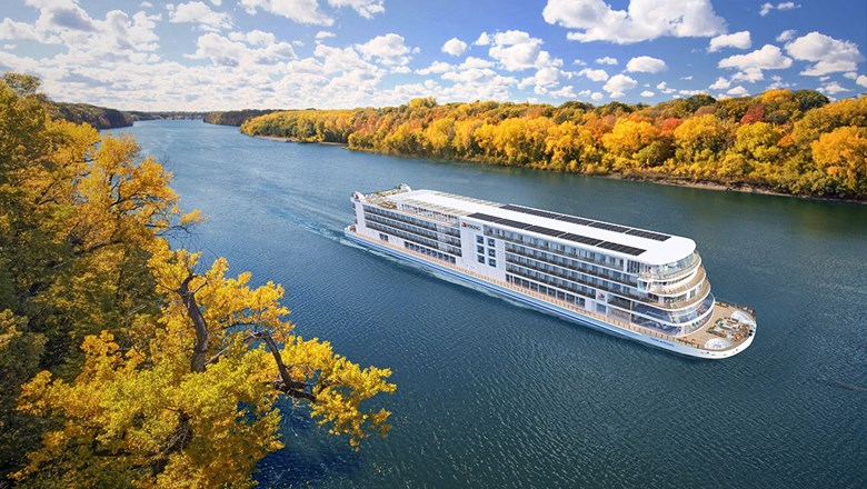 The Viking Mississippi will be more like a small ocean vessel than a traditional river ship.