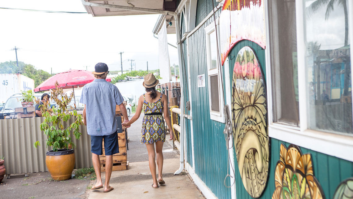 Hawaii's small towns pack big character