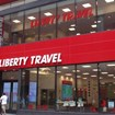 Liberty Travel stores temporarily closed