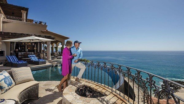 Cuvee's CEO Larry Mueller and his wife, Mary Kay, are self-isolating at the company's Seaside La Casita in Los Cabos, Mexico.