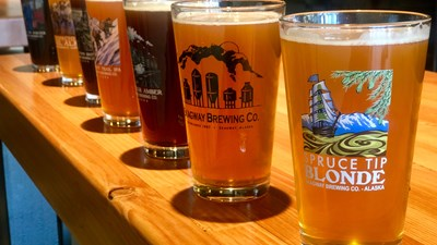 Skagway Brewing taps into sustainability