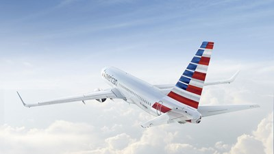 American Airlines says demand heating up for July