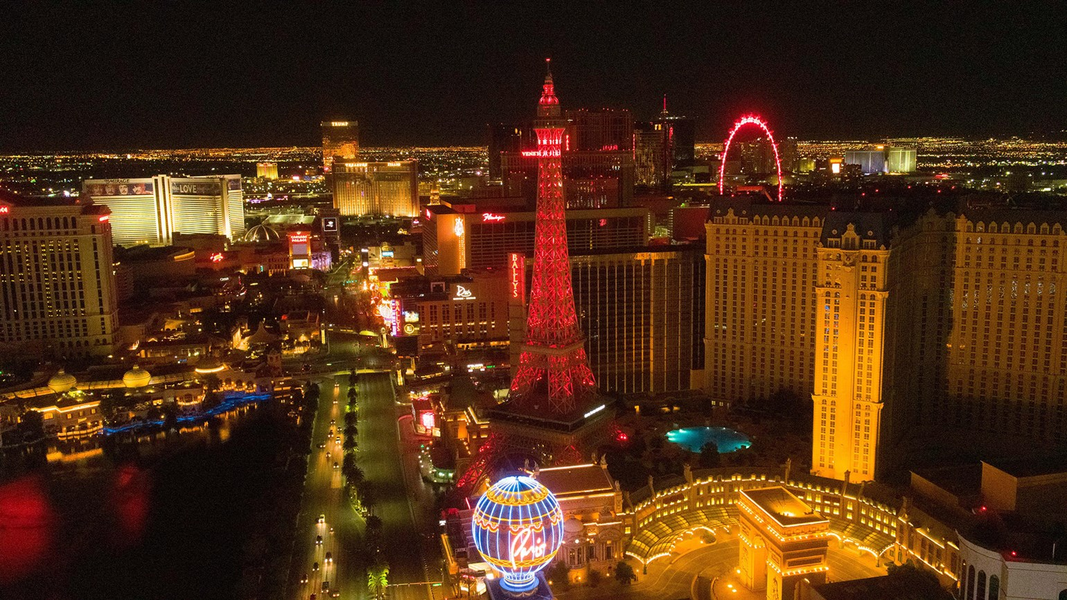 Six podcasts that'll whet clients' appetites for Vegas