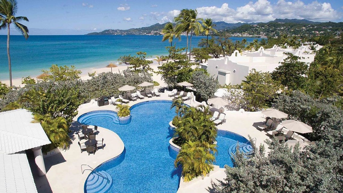 Grenada's Spice Island Beach Resort to reopen in November