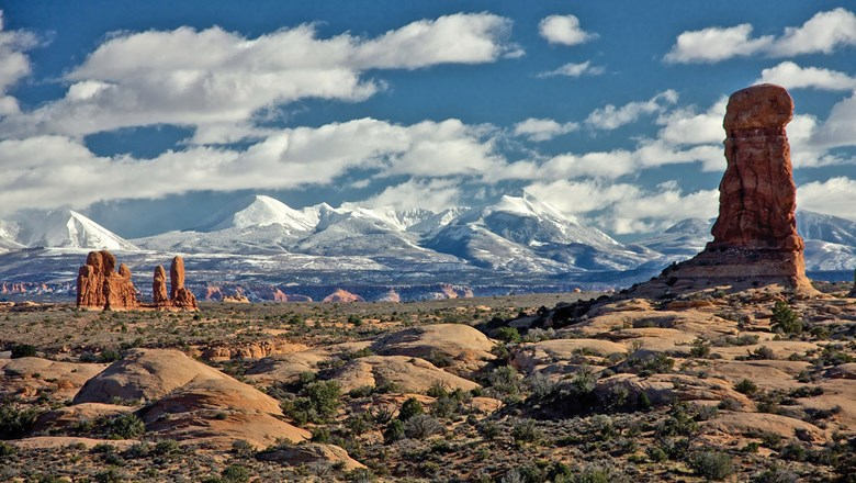 Abercrombie & Kent added six Tailor Made adventures across the American West. Pictured, Canyonlands National Park, Utah.
