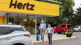 Hertz to remain operating during bankruptcy