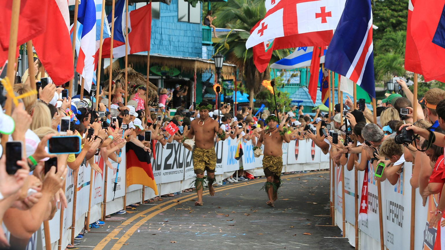 Ironman World Championship triathlon rescheduled for February