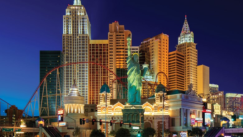 New York-New York is among the Las Vegas Strip resorts that will open on June 4.