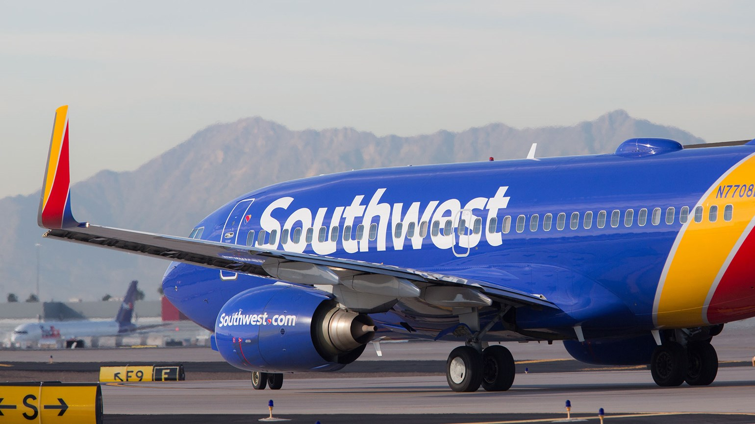 CEO says Southwest Airlines is close to breaking even