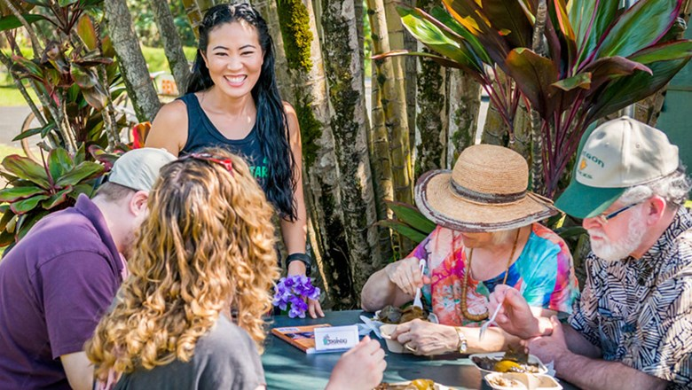 Tasting Kauai added two tours to its lineup this year.