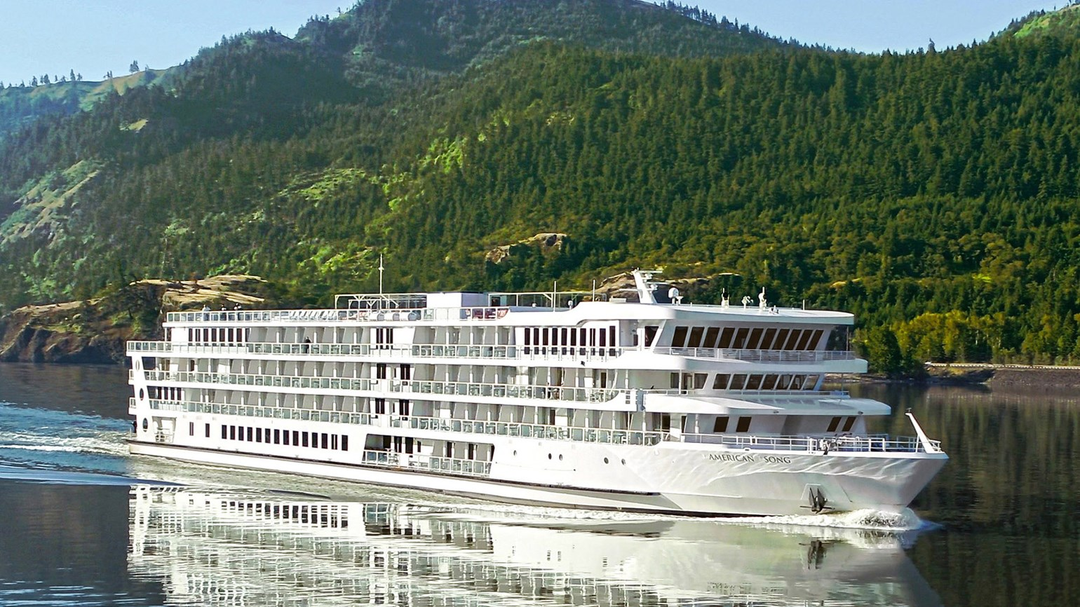 American Cruise Lines shores up its position on the water