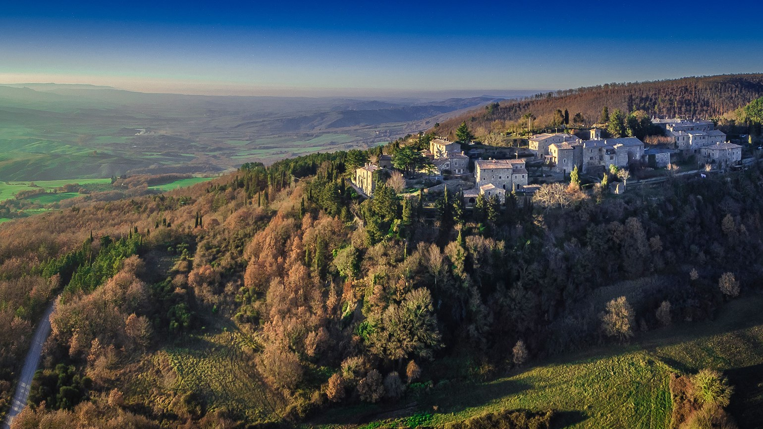Monteverdi Tuscany closed for expansion
