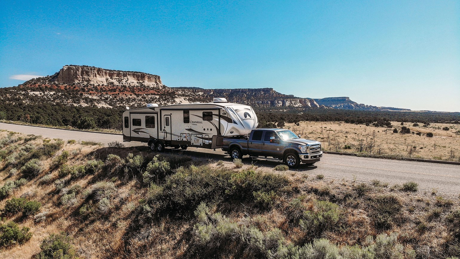 Luxury travelers booking RV road trips this summer