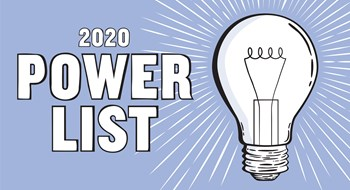 Travel Weekly's 2020 Power List