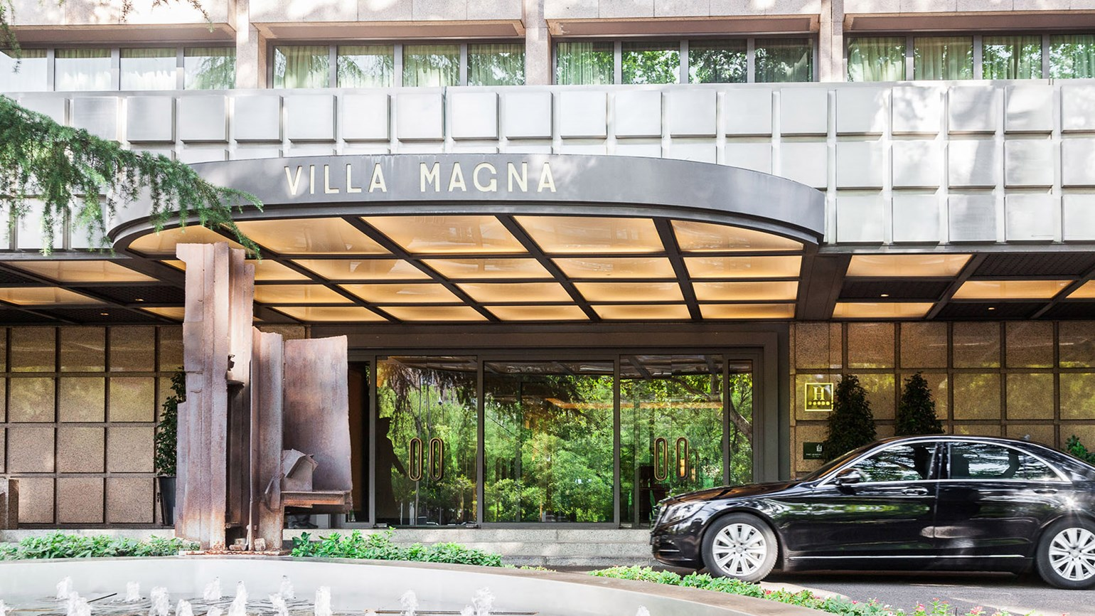 Rosewood to reopen Madrid's Hotel Villa Magna