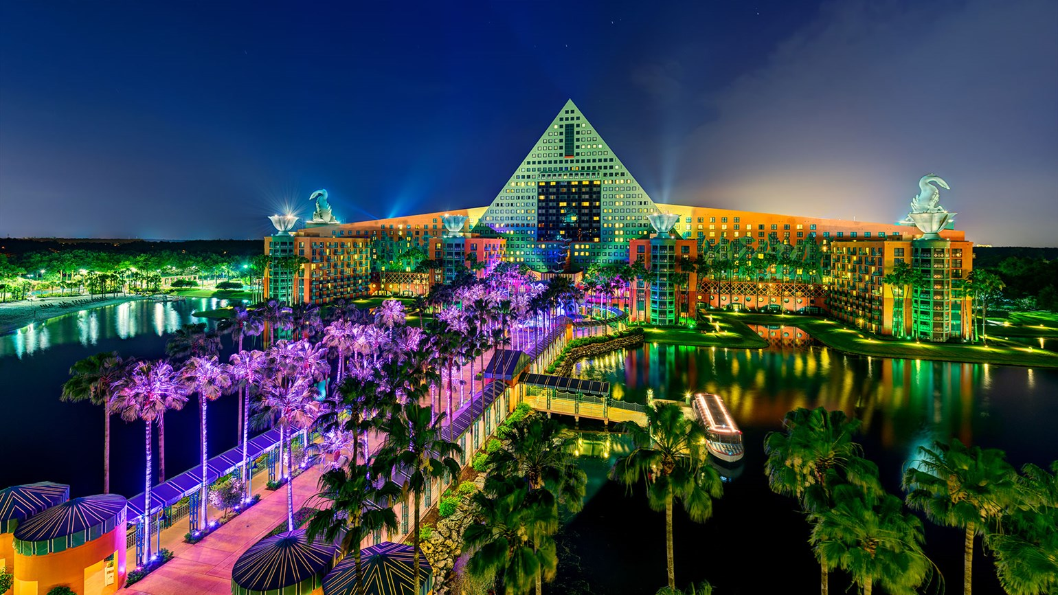 Disney World's Swan and Dolphin Resort to reopen July 29