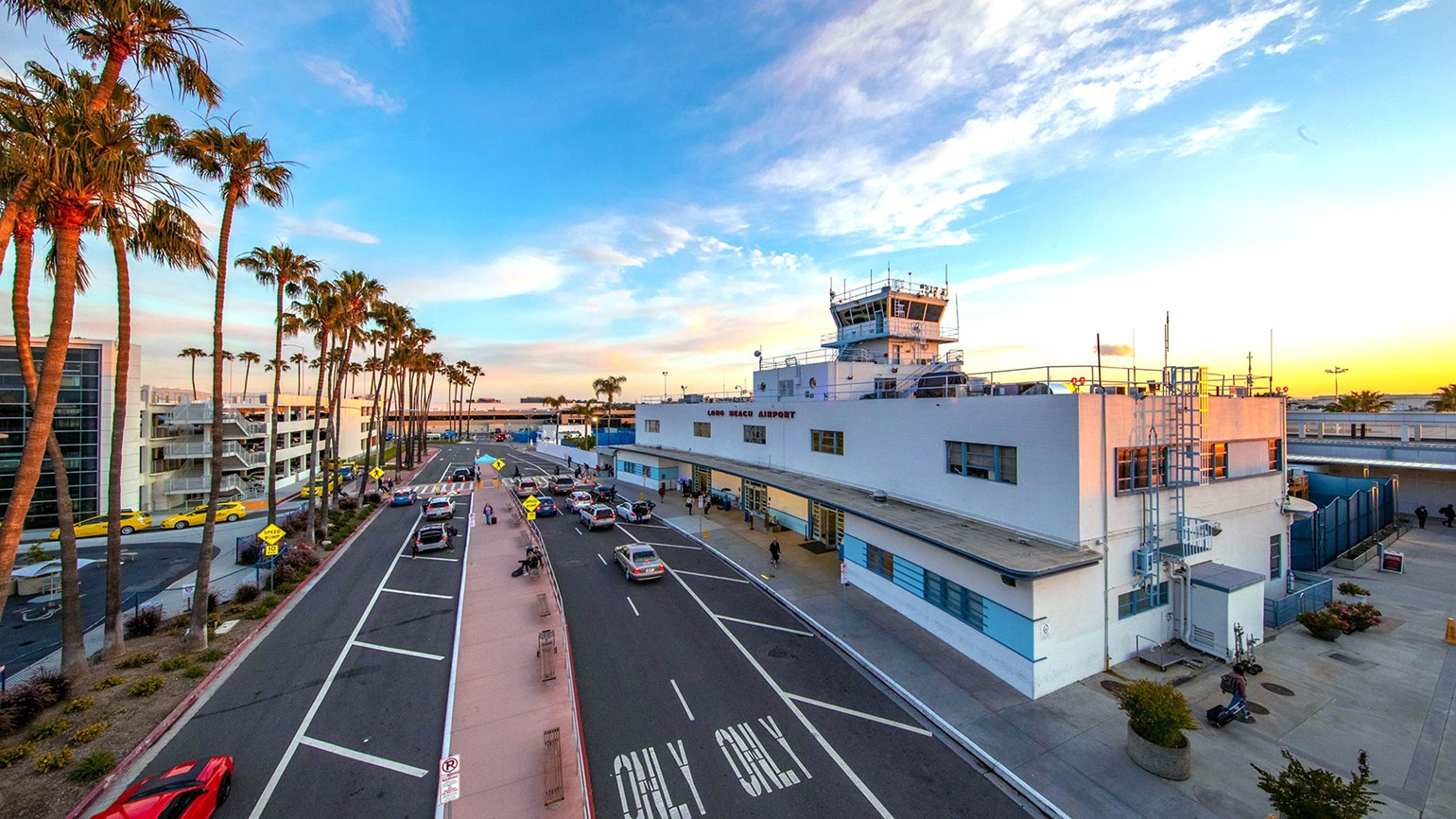 JetBlue moving out of Long Beach