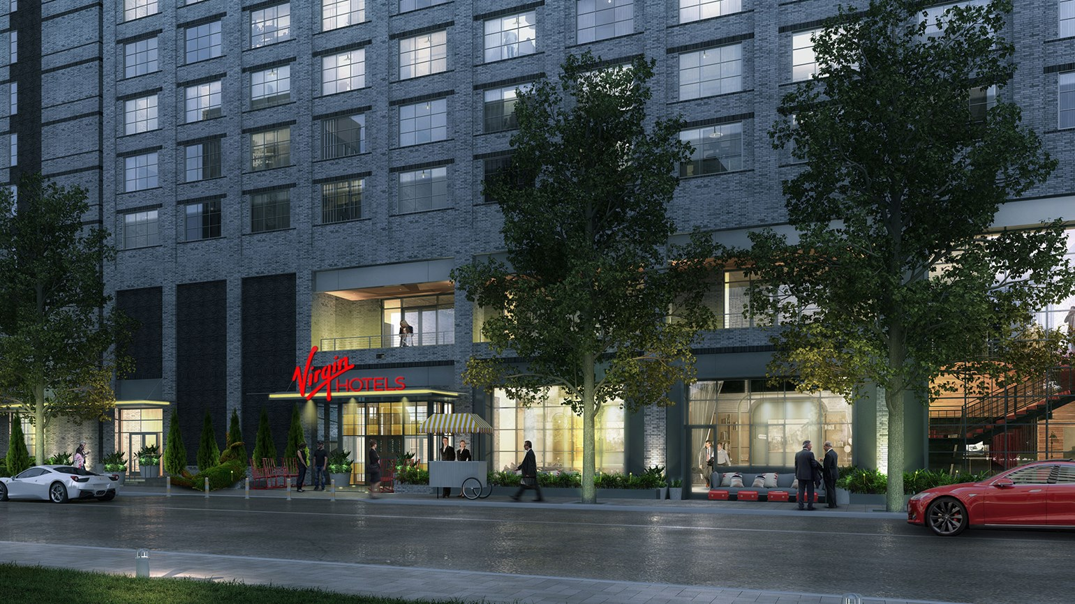 Virgin Hotels Nashville opens