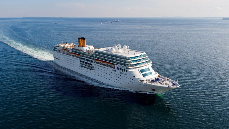 Carnival Corp. recently sold the Costa neoRomantica to Celestyal Cruises.