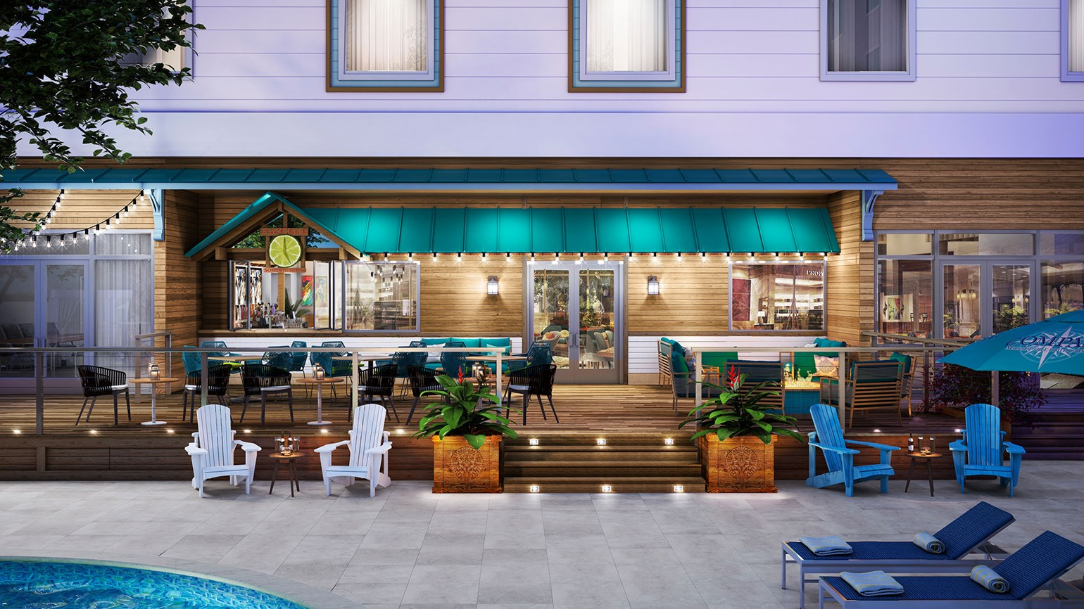 First Compass by Margaritaville set to open in Fla.