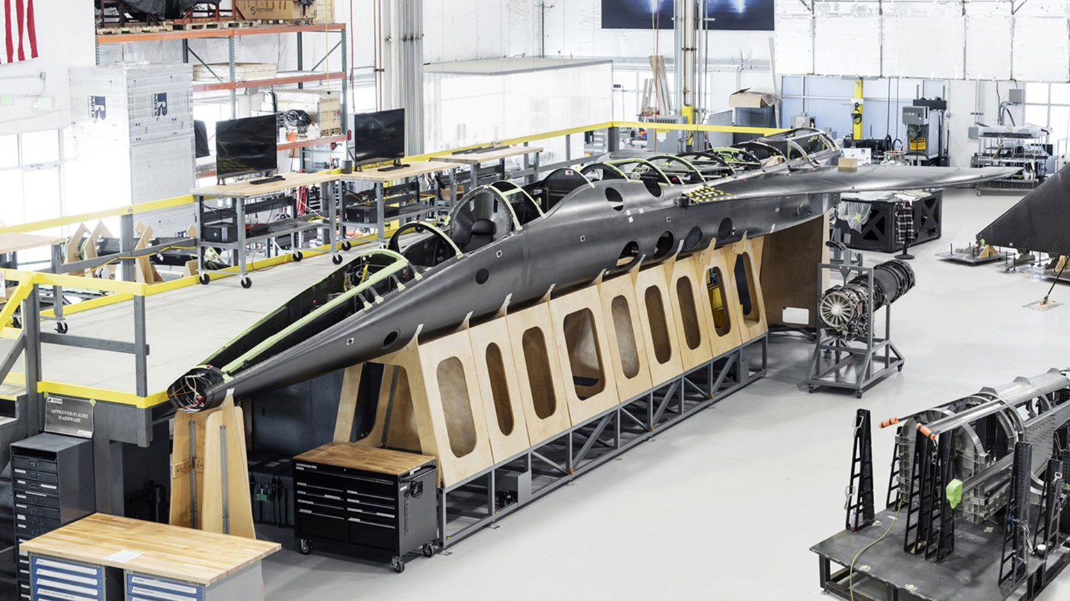 Boom Supersonic to reveal prototype jet in Oct.