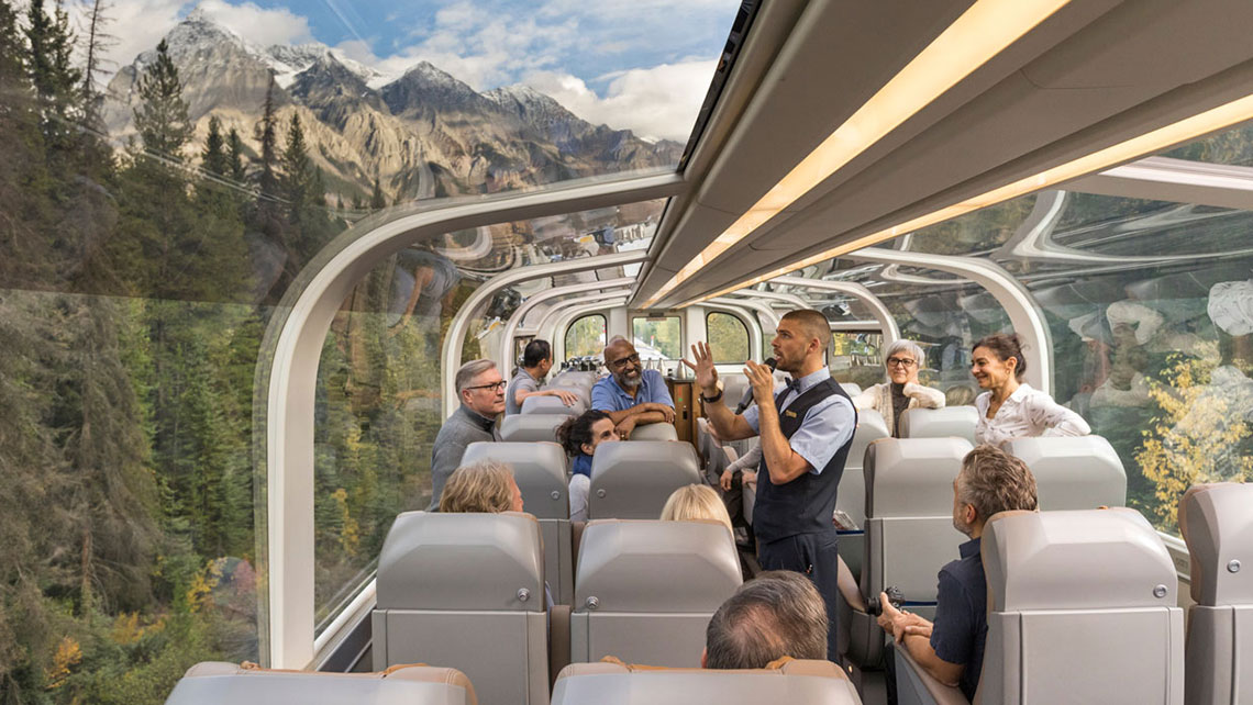 Rocky Mountaineer cancels rest of 2020 departures