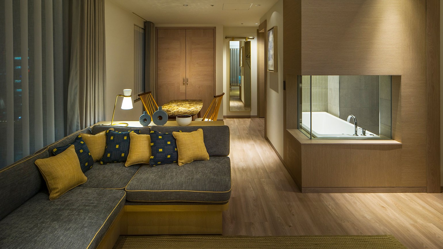 Zentis Osaka opens; part of Design Hotels portfolio