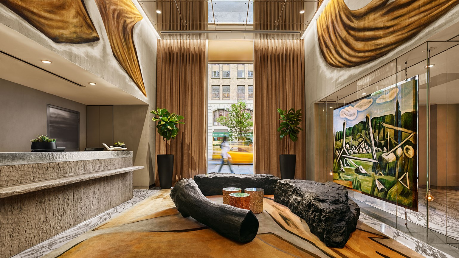 Hotel reopenings: New York's Mondrian Park Avenue restarts operations