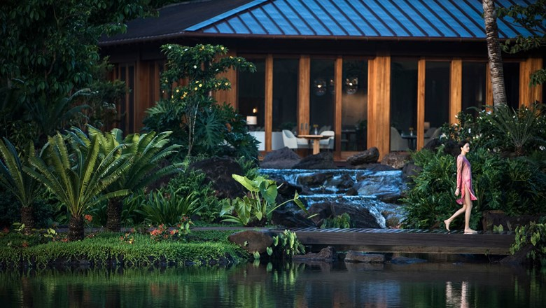 Sensei Lanai, A Four Seasons Resort opened in November 2019, but following the coronavirus shutdown it has chosen a new name to better reflect its focus on wellness.
