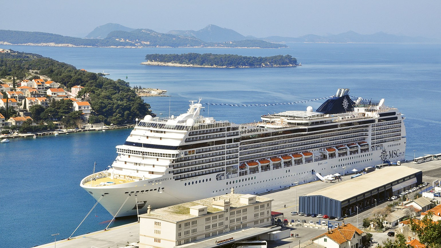 MSC to begin cruises in Europe this month