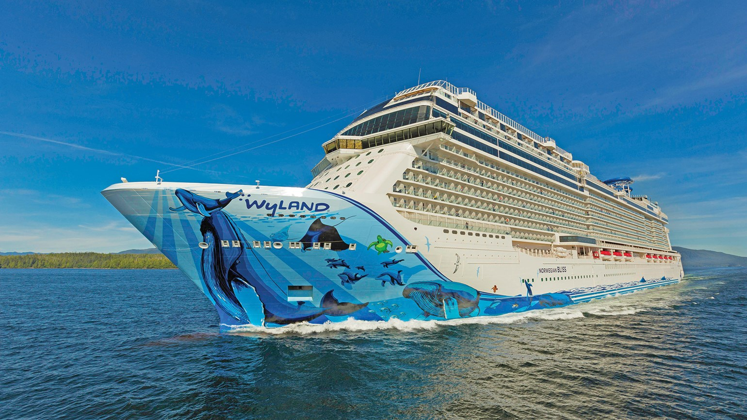 Norwegian Cruise Line Holdings sees encouraging signs for 2021