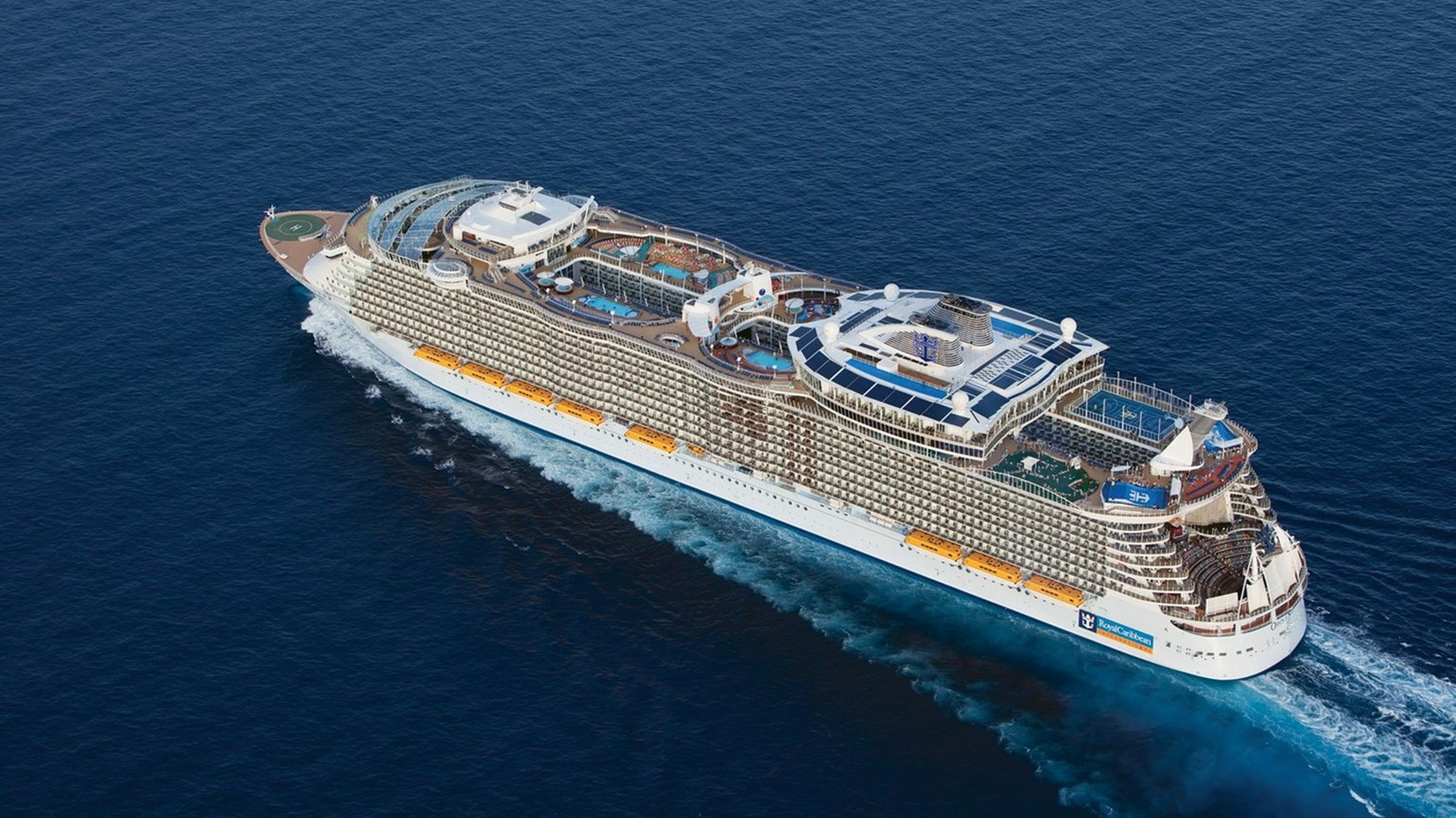 Royal Caribbean Group reports bookings are trending well for 2021