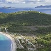 The USVI is closing its borders to visitors for a month