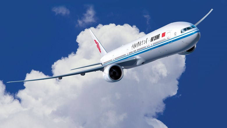 A projection from ForwardKeys indicates that domestic air travel in China will soon return to 2019 levels.