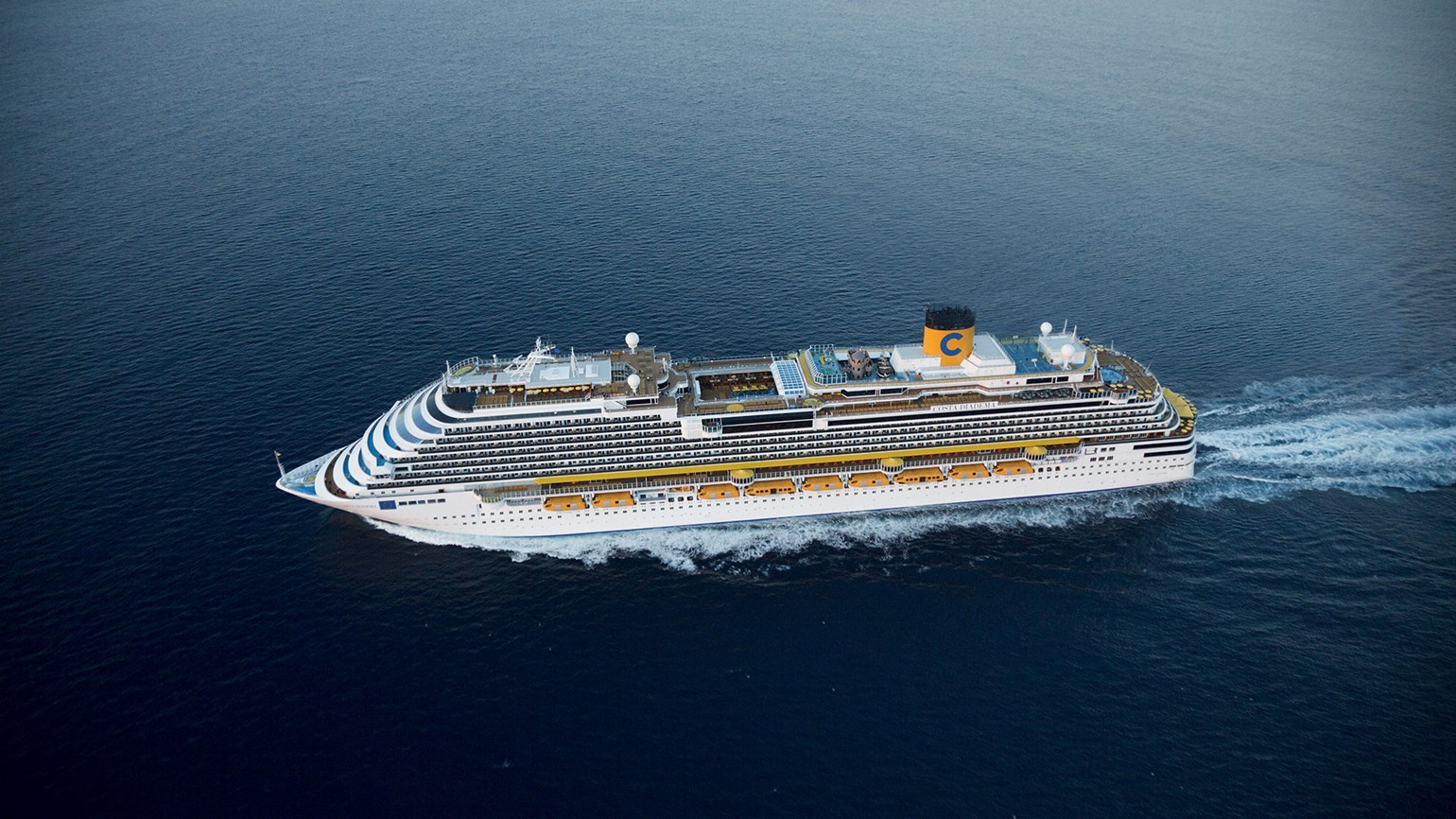 Costa Cruises scales back its winter schedule in Europe