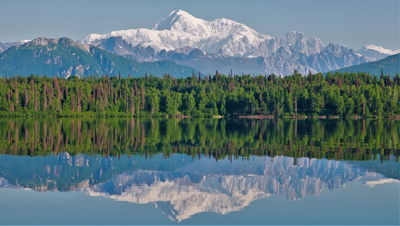 Denali State Park was established on Sept. 21, 1970.