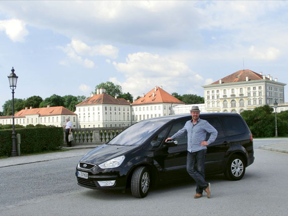 The new policies don't take into account companies like MyExcursions, which organizes small-group tours with guides like Thomas Deppe, in front of his tour minivan in Munich.