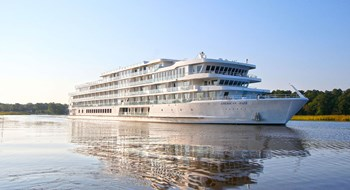 American Cruise Lines takes delivery of the Jazz