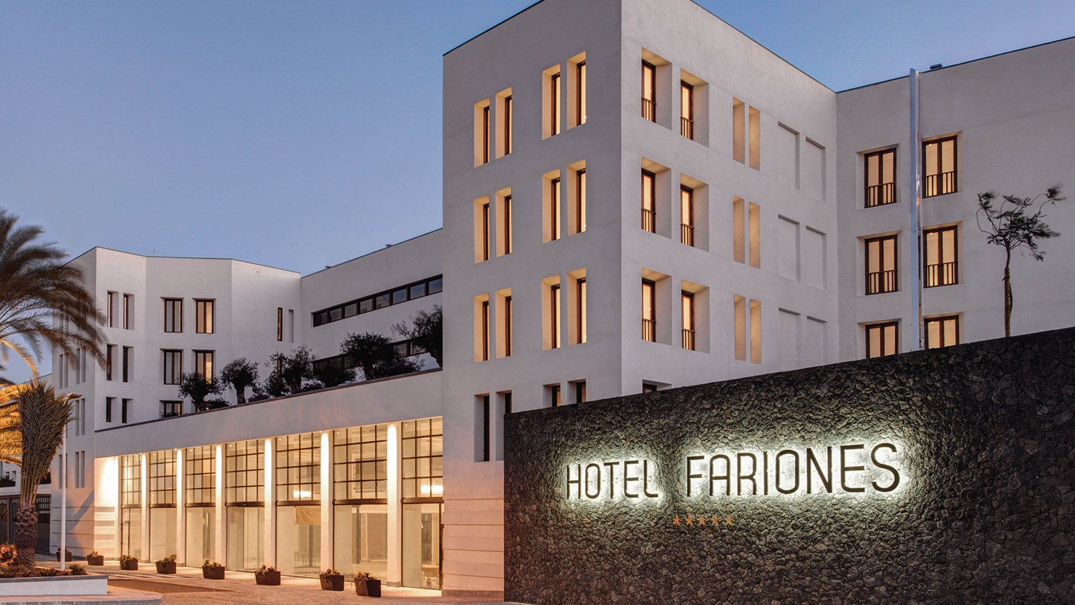 Hotel Fariones opens in the Canary Islands