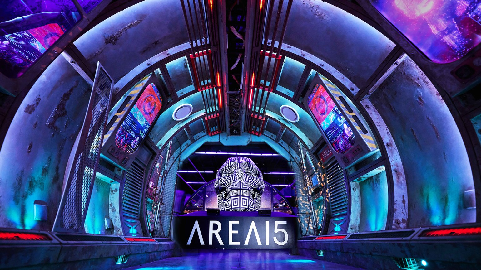 Area15 opens near Las Vegas Strip