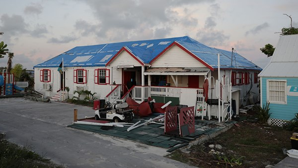 The community-led nonprofit Hope Town United is helping rebuild the primary school on Elbow Cay.