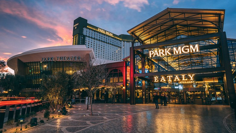 The casino at the Park MGM complex will be the first on the Strip to go totally smoke-free.