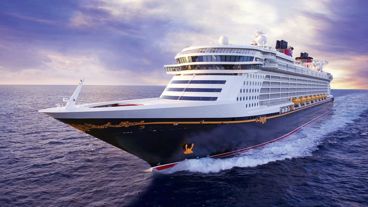 Disney cancels test sailing on the Dream