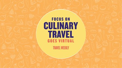 Culinary travel goes Zoom