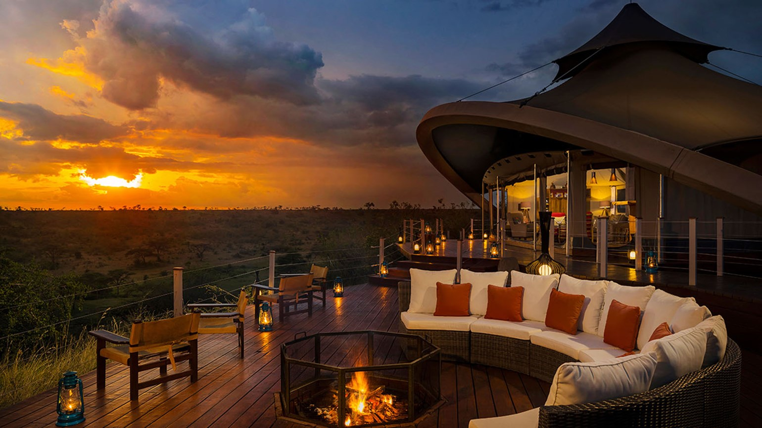 Richard Branson-owned safari camp reopens