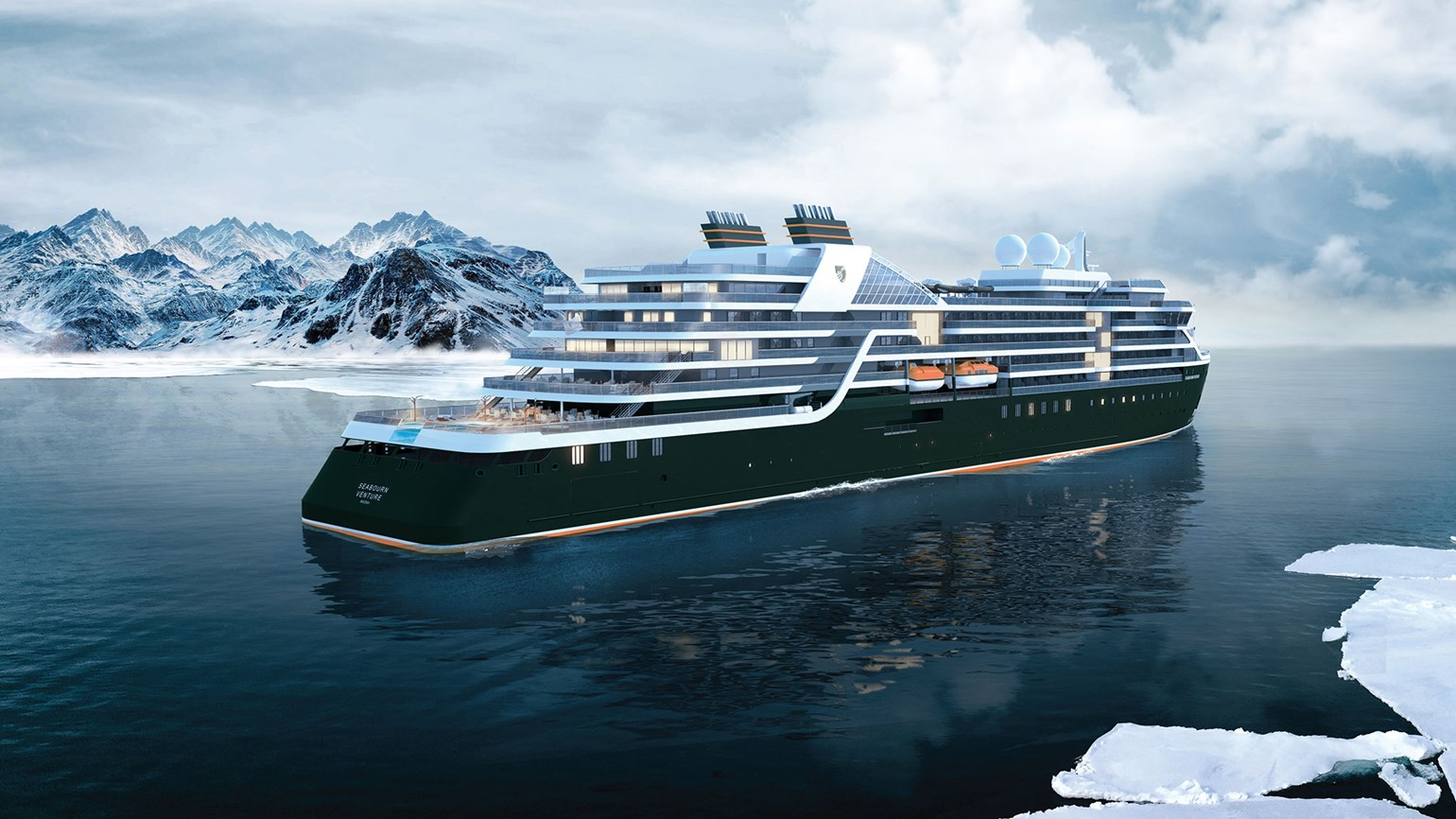 Work begins on second Seabourn expedition ship
